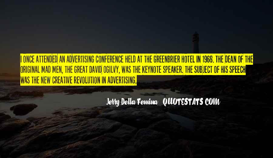 Quotes About Advertising Ogilvy #396812