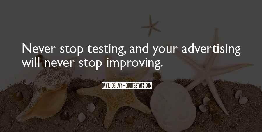 Quotes About Advertising Ogilvy #58333