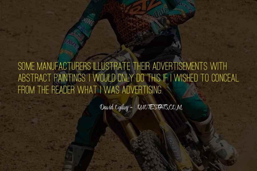 Quotes About Advertising Ogilvy #916774