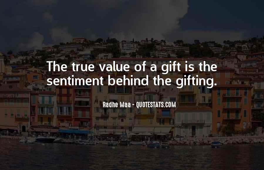 Self Gifting Quotes #1570172