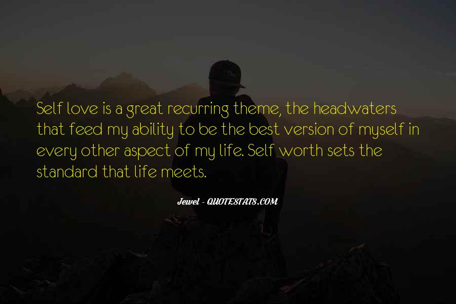 Self Love Is The Best Love Quotes #510154