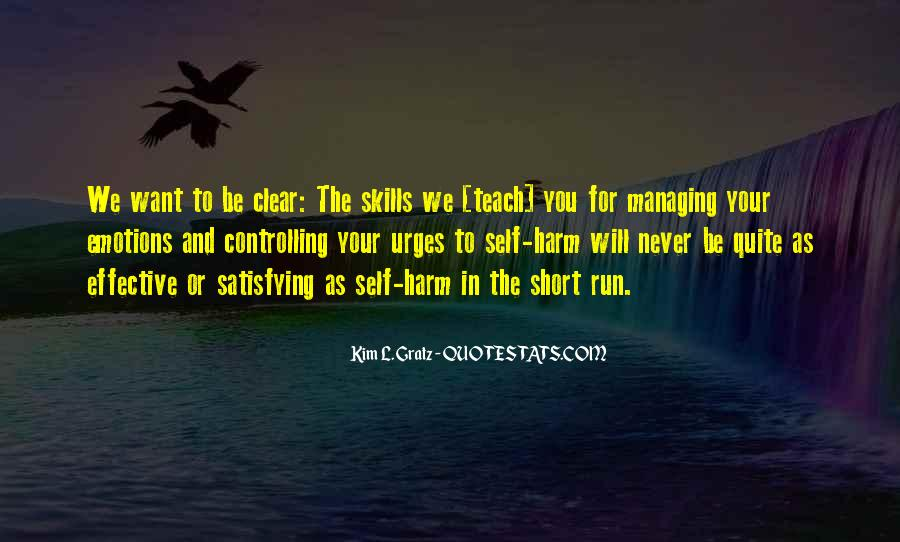 Self Satisfying Quotes #1031800