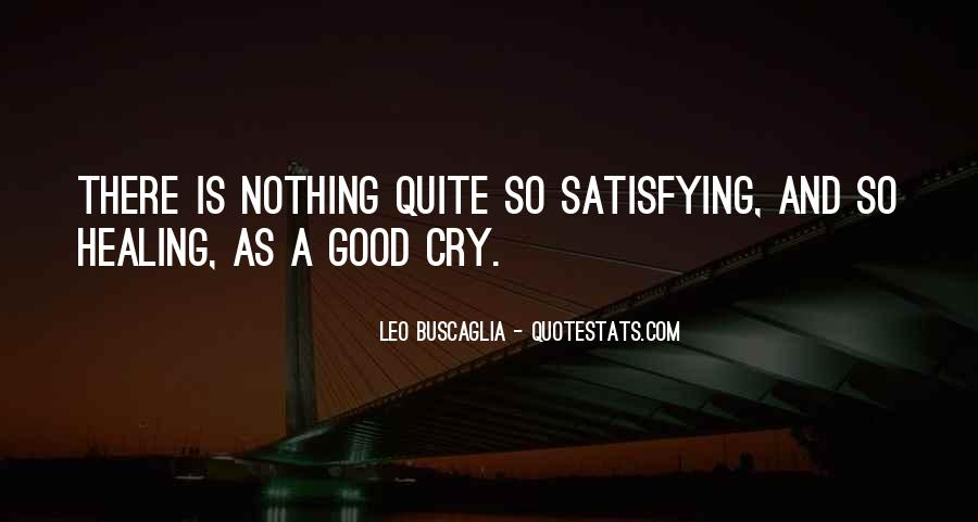 Self Satisfying Quotes #126823