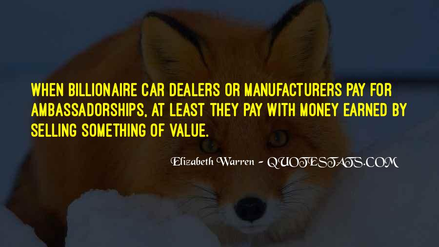 Selling A Car Quotes #1667344