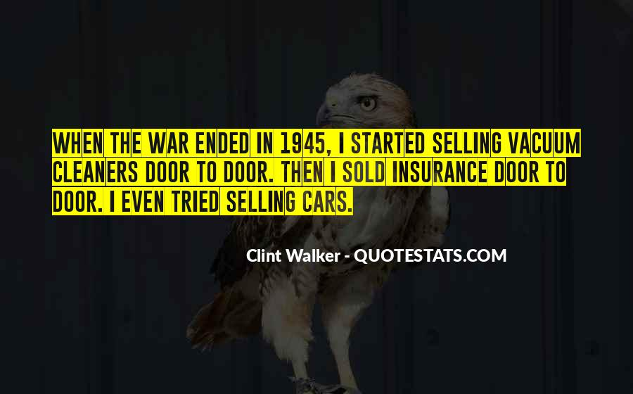 Selling A Car Quotes #553238