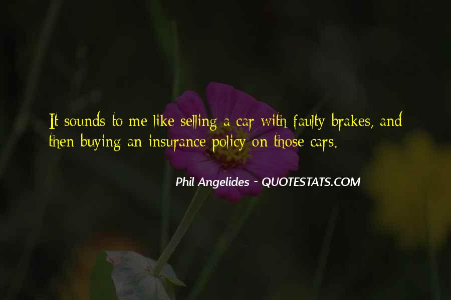 Selling A Car Quotes #852820