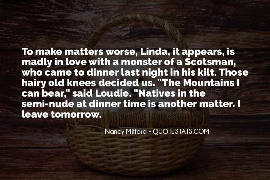 Semi Love Quotes #219169