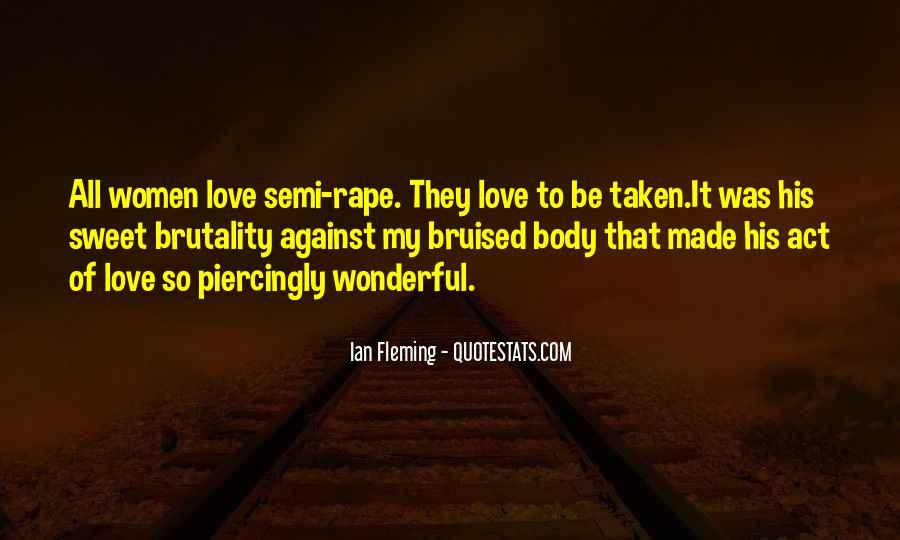 Semi Love Quotes #766766