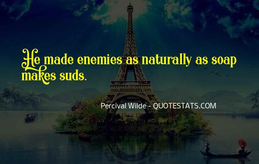 Quotes About Suds #728227
