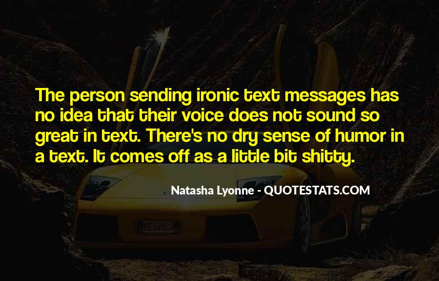 Sending Off Quotes #578744