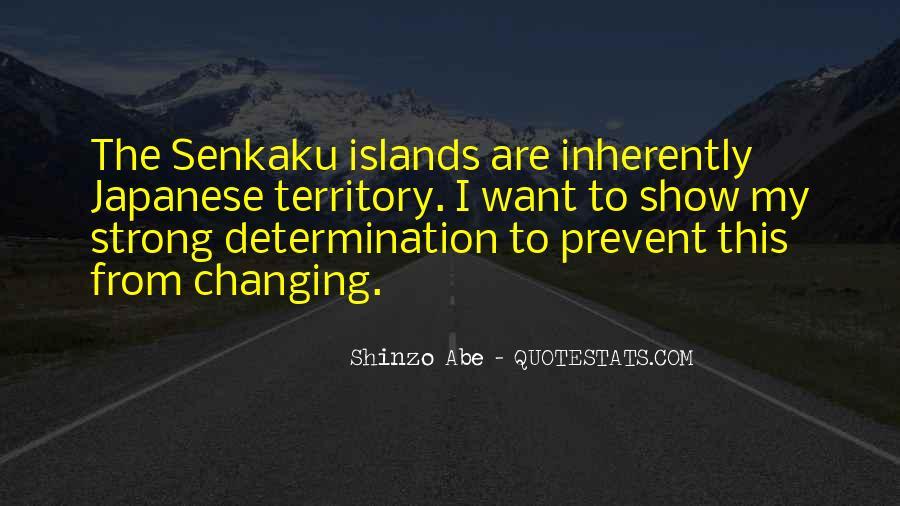 Senkaku Islands Quotes #411797