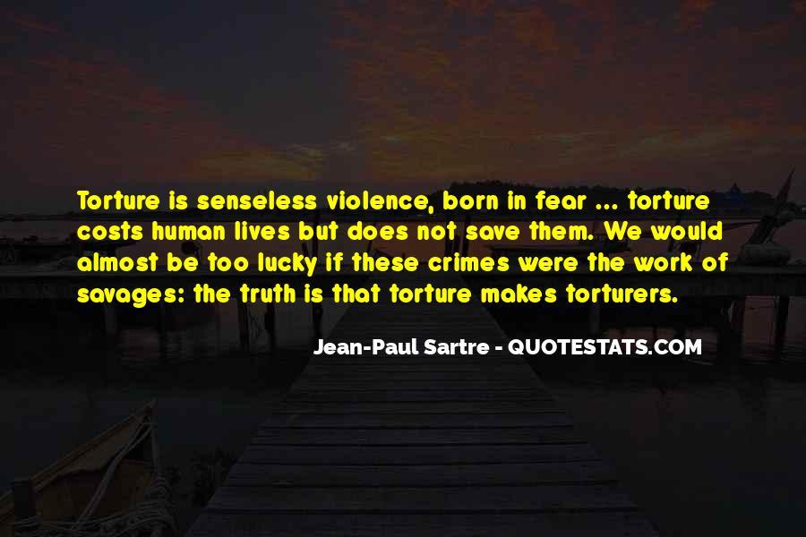 Senseless Crimes Quotes #1225259