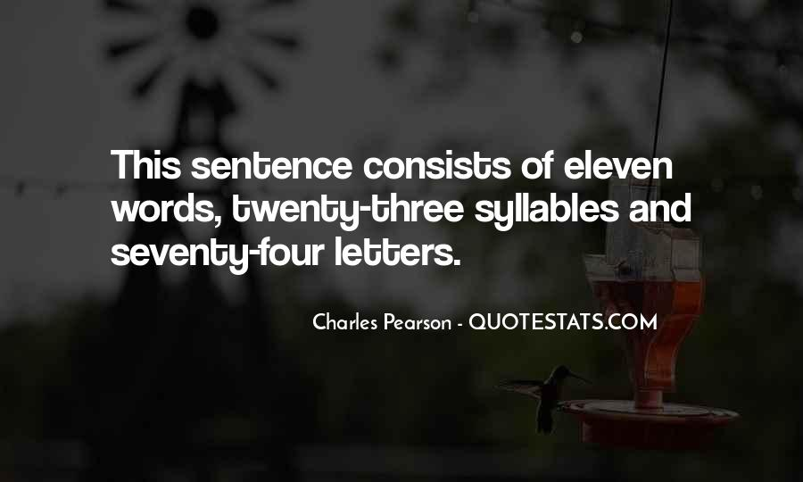 Sentence Quotes #15204