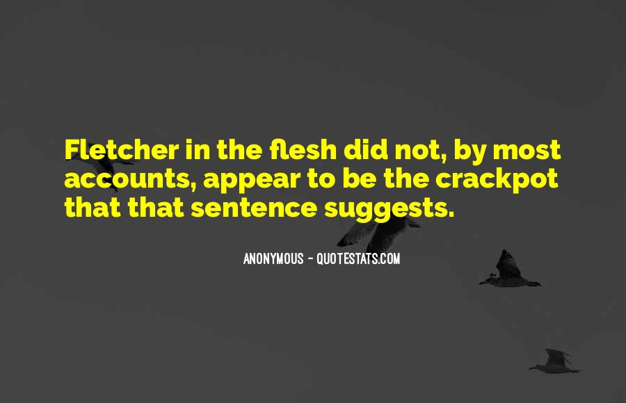 Sentence Quotes #16781
