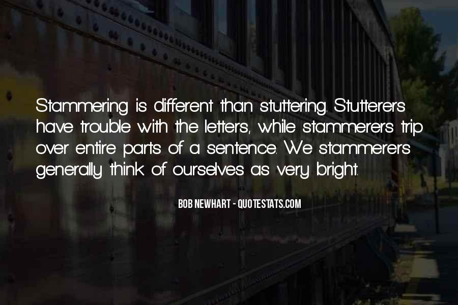 Sentence Quotes #18074