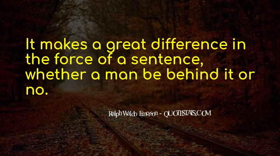 Sentence Quotes #21635