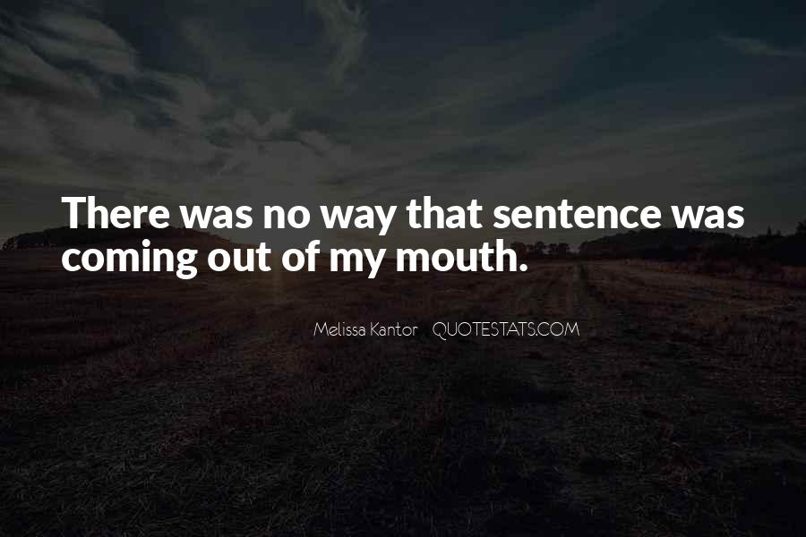 Sentence Quotes #3080