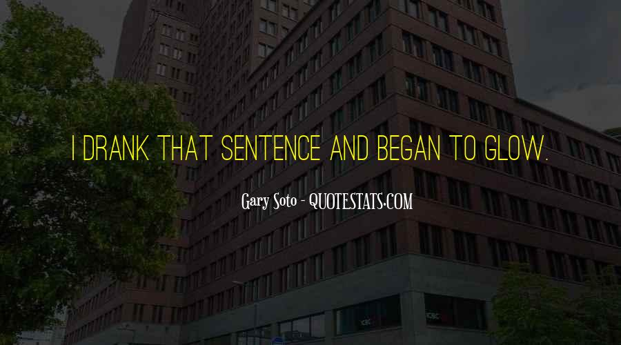 Sentence Quotes #38701