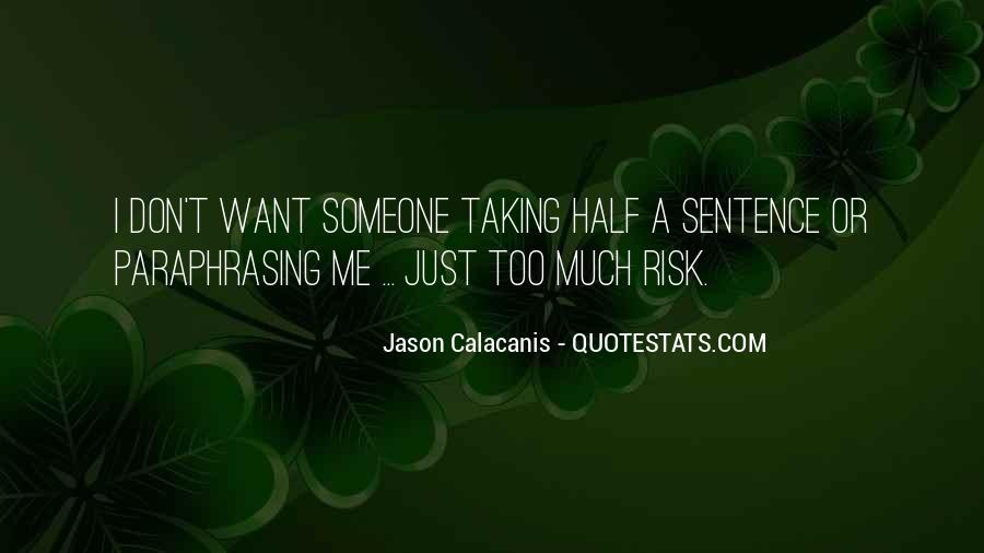 Sentence Quotes #60866