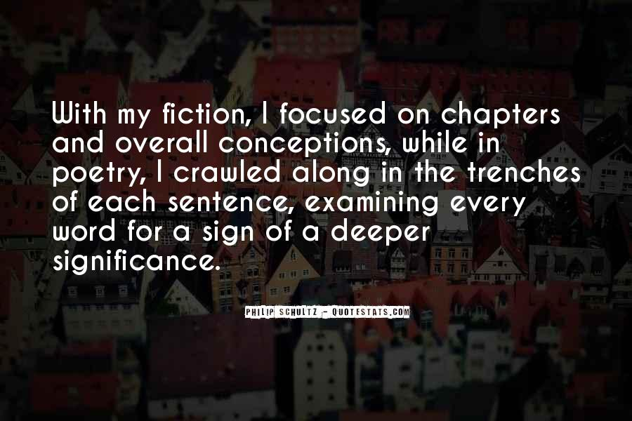 Sentence Quotes #69080