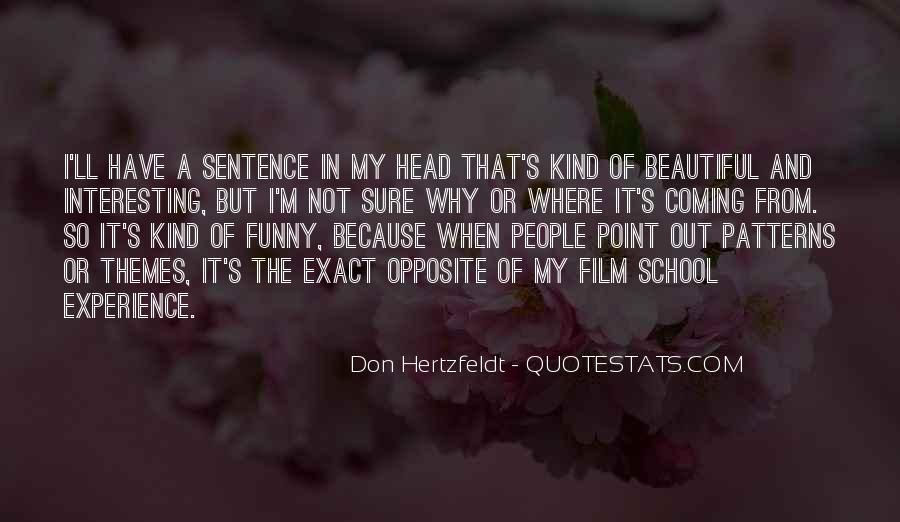 Sentence Quotes #71330