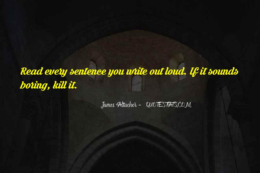 Sentence Quotes #7673