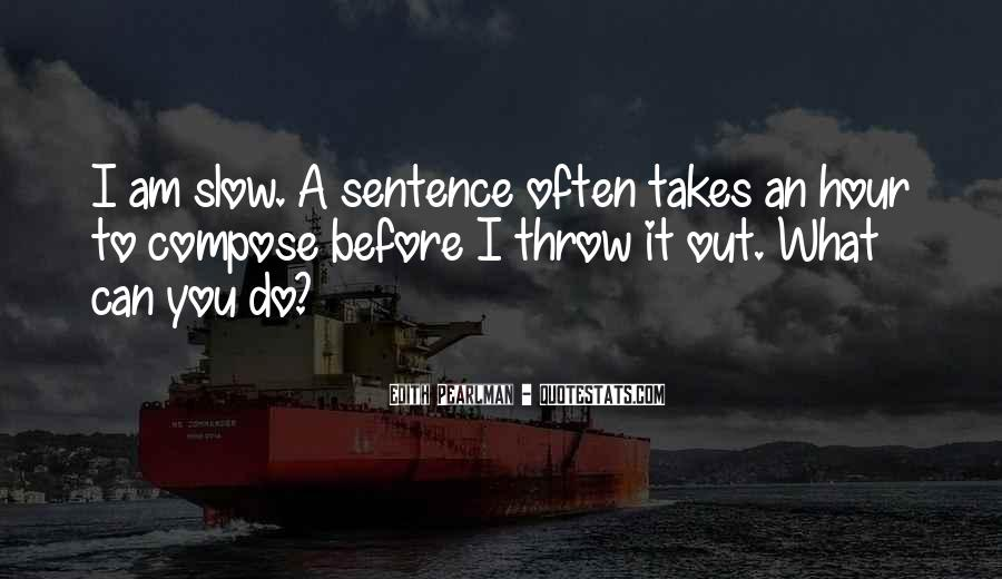 Sentence Quotes #86118