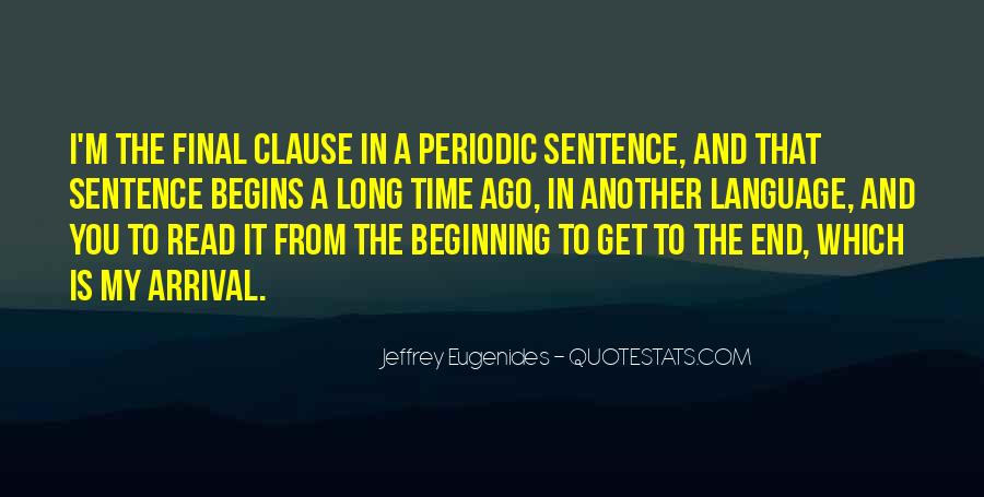 Sentence Quotes #86315