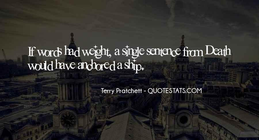 Sentence Quotes #98578
