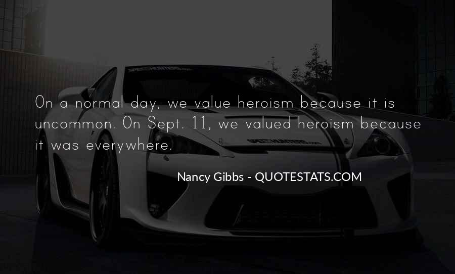Sept. 9 11 Quotes #1014809