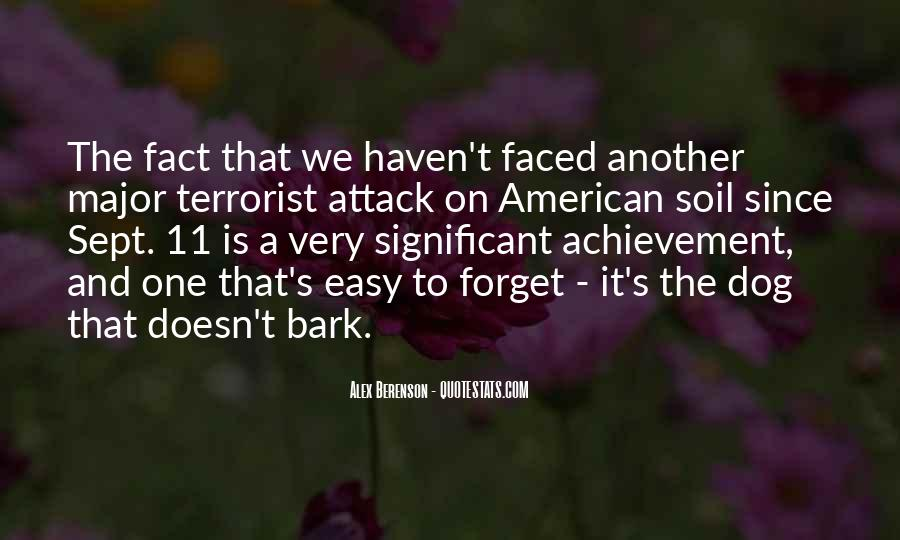 Sept. 9 11 Quotes #999029