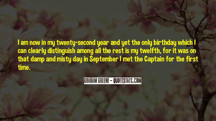 September 6 Birthday Quotes #1828744