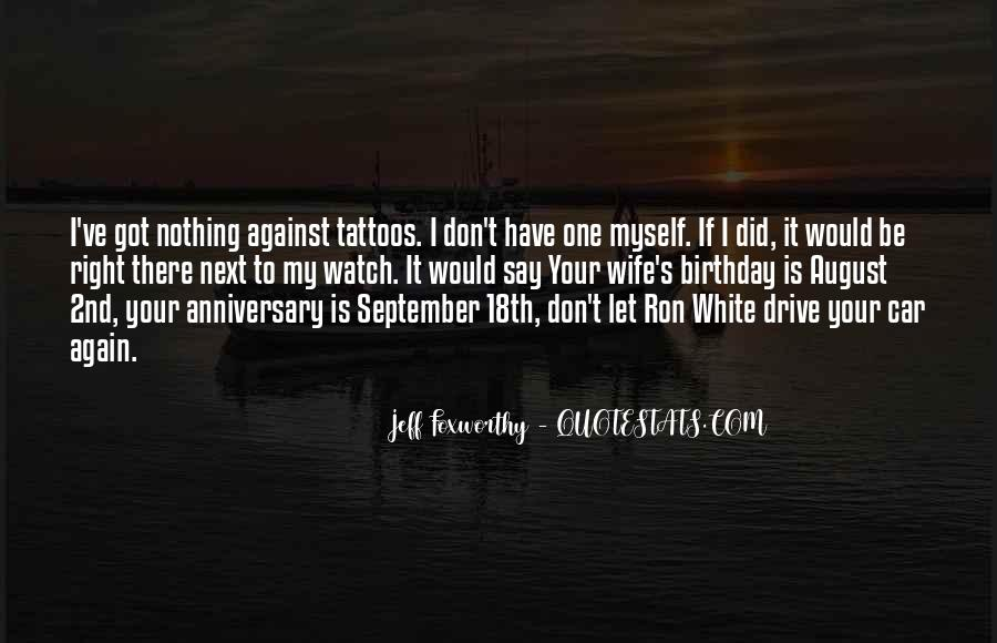 September 6 Birthday Quotes #19489