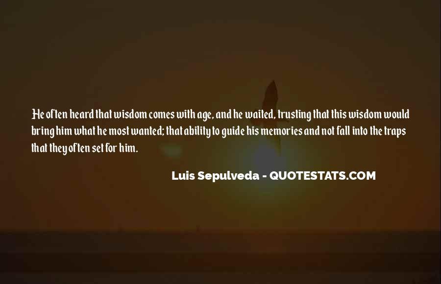 Sepulveda Quotes #968578