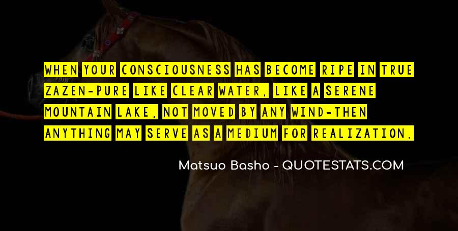 Serene Water Quotes #398161