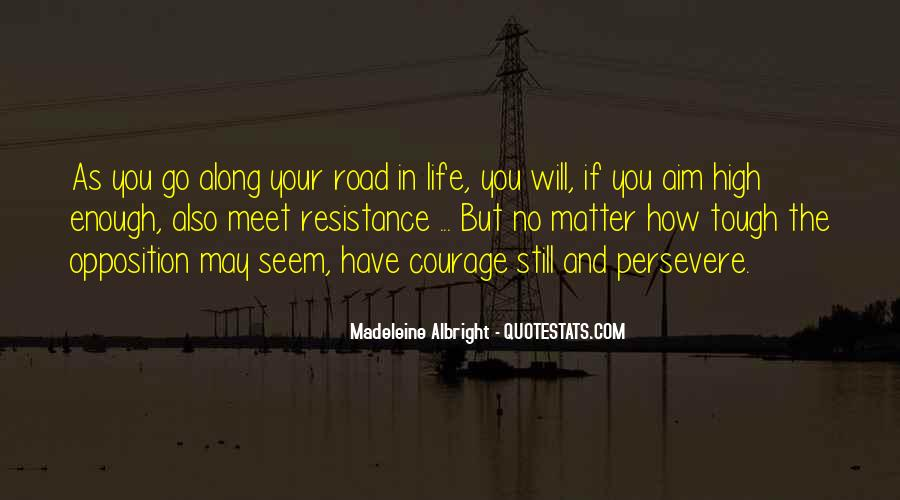 Quotes About Aim In Life #1117627