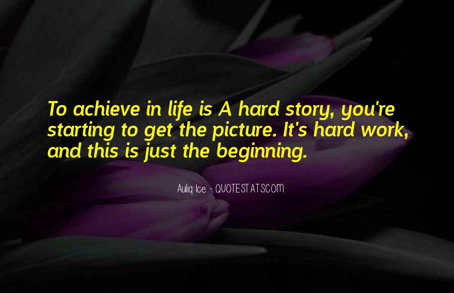 Quotes About Aim In Life #12573