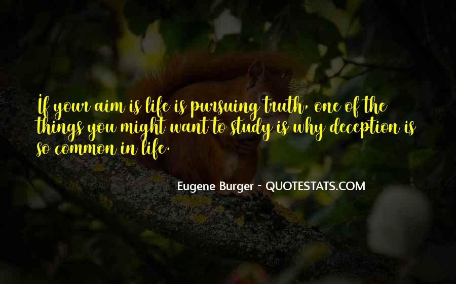 Quotes About Aim In Life #189855
