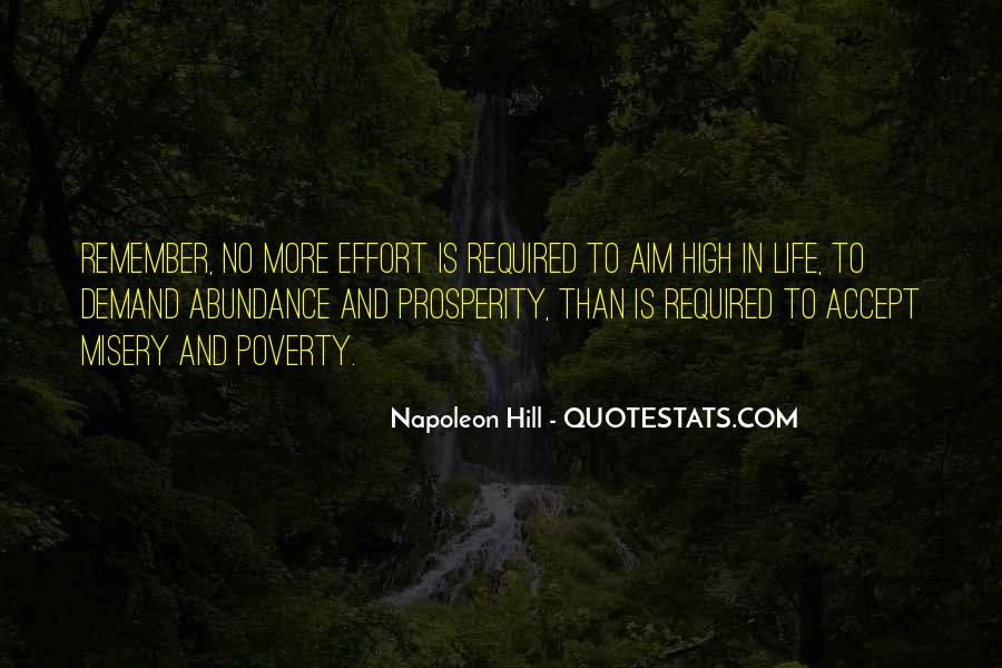 Quotes About Aim In Life #249089