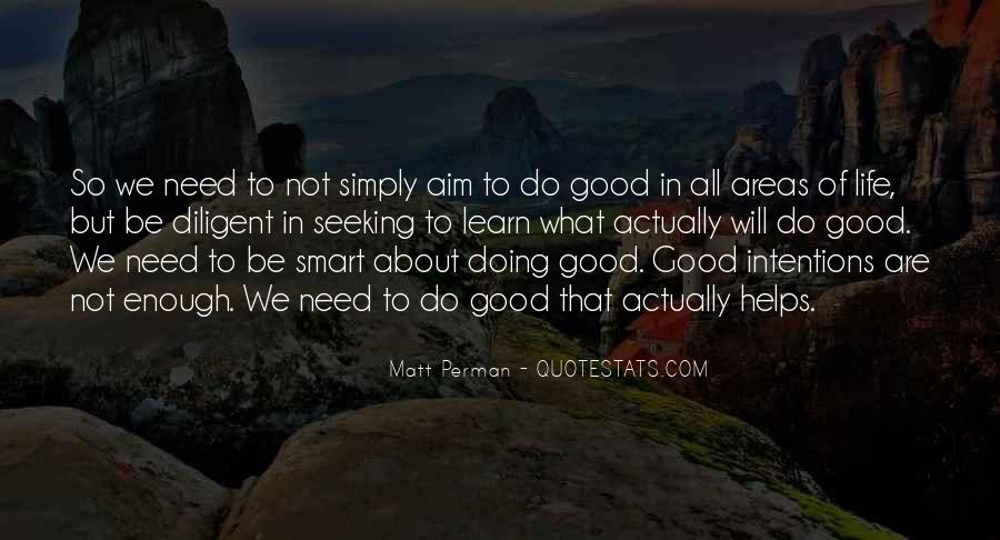 Quotes About Aim In Life #494736