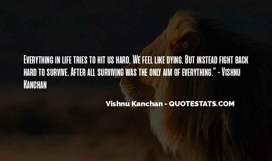 Quotes About Aim In Life #955566