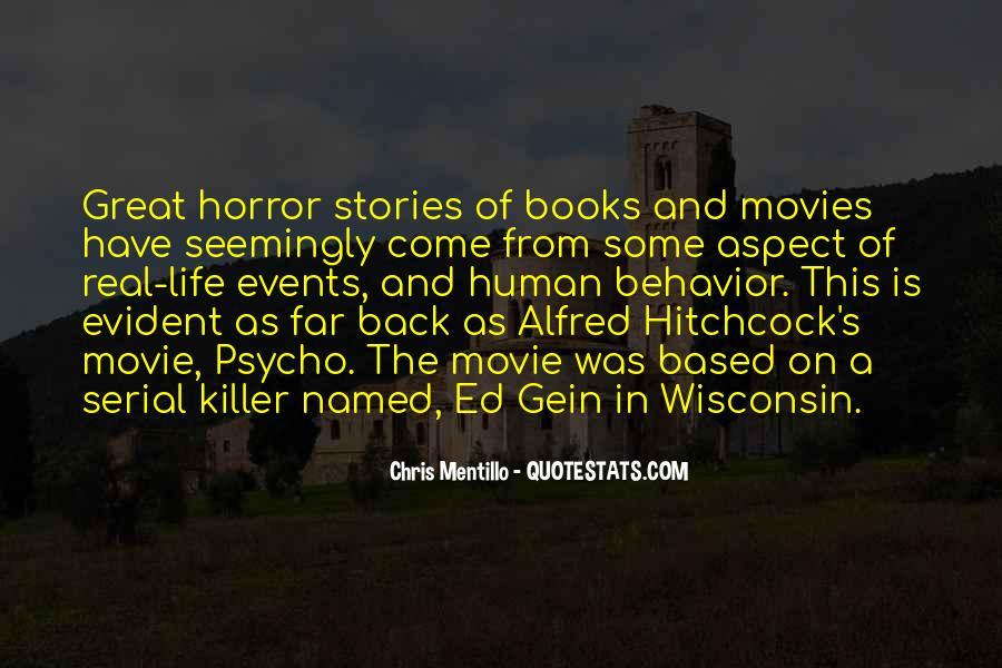 Serial Killer Movie Quotes #494788