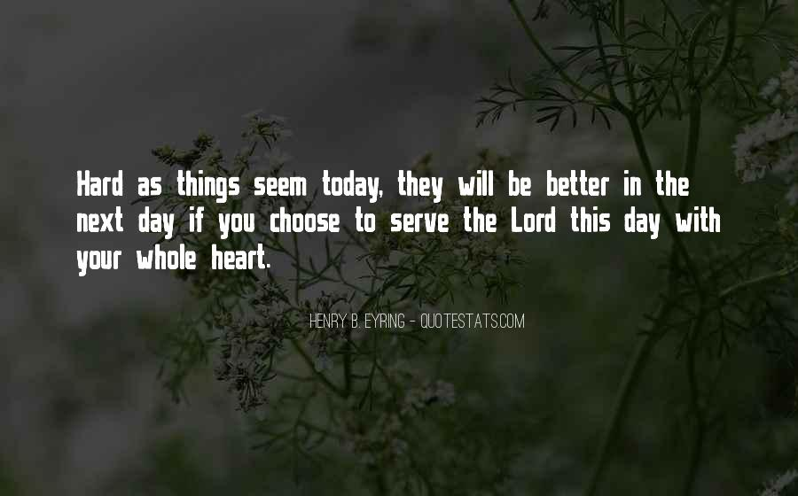 Serve You Better Quotes #110238