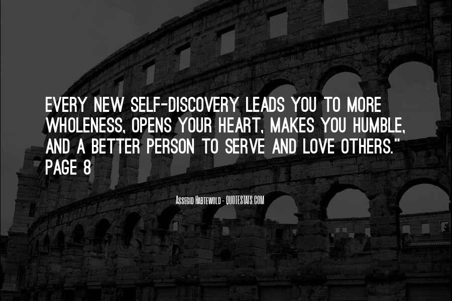 Serve You Better Quotes #1526986