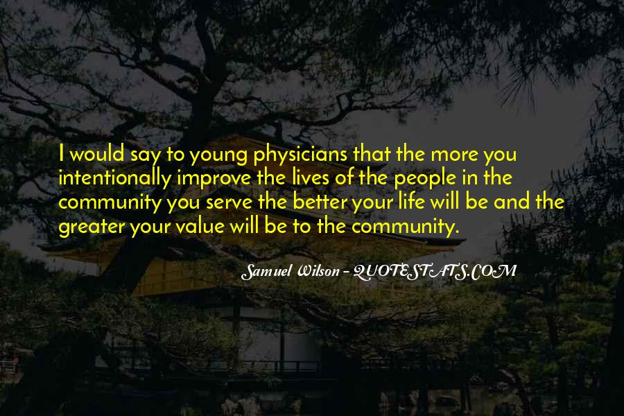 Serve You Better Quotes #254109