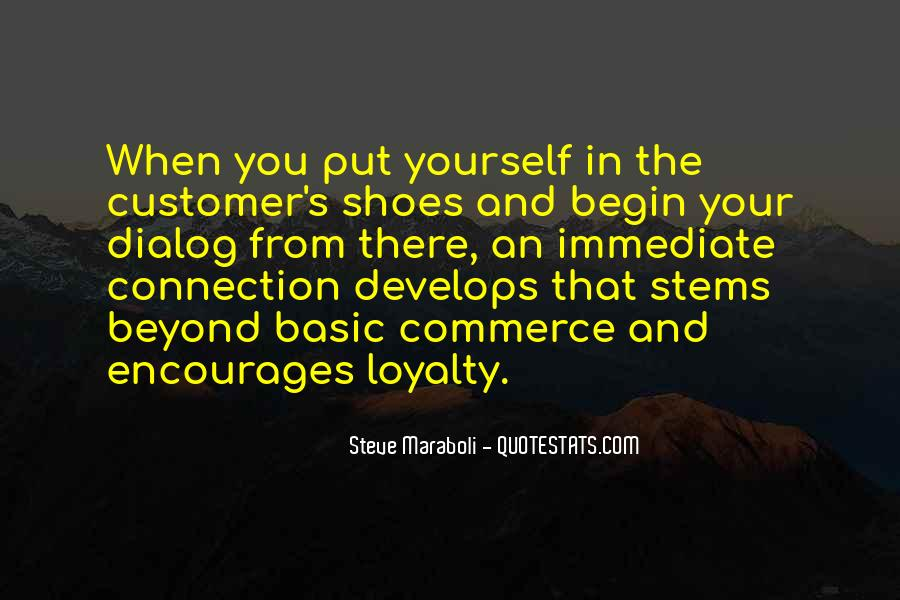 Service Loyalty Quotes #1490508