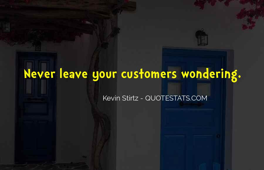 Service Loyalty Quotes #1500532