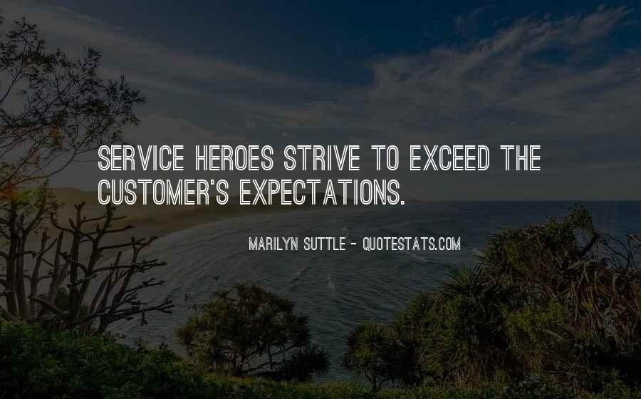 Service Loyalty Quotes #178361