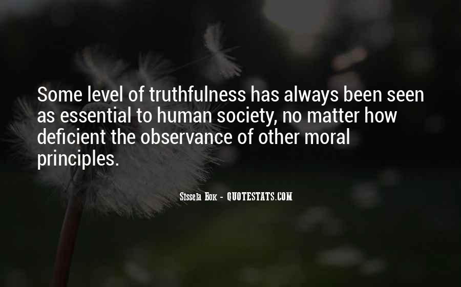 Quotes About Best Truthfulness #1879334