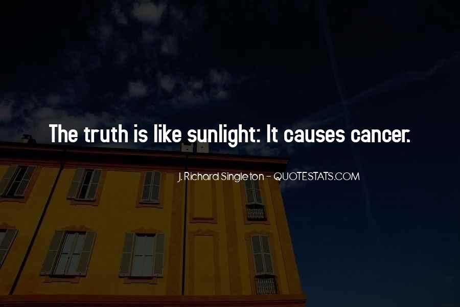 Quotes About Best Truthfulness #299826